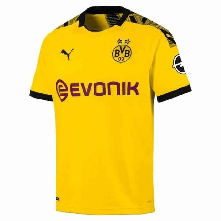 Puma Dortmund Home Shirt 2019/20 - Mens Image