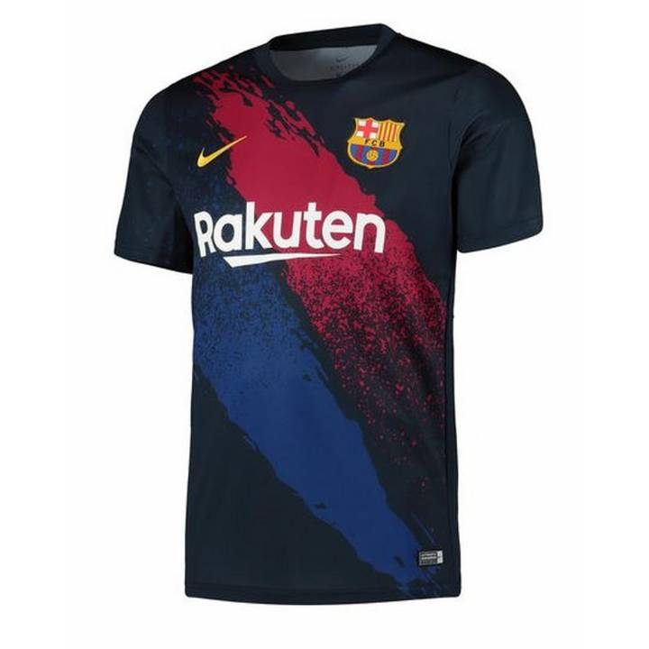 Nike Barcelona Pre Match Training Shirt 2019/20 - Mens Image