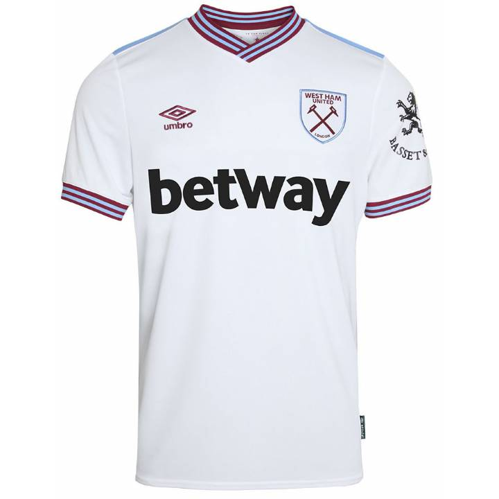 Umbro West Ham United Away Shirt 2019/20 - Mens Image