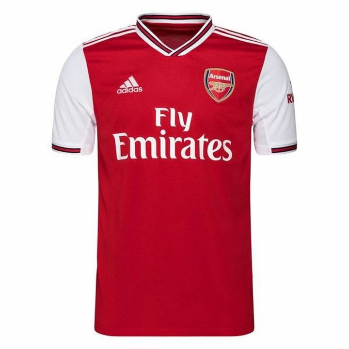 adidas Arsenal Home Shirt 2019/20 - Mens Image