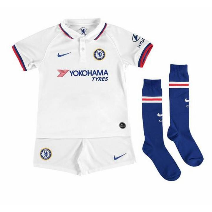 Nike Chelsea Away Kit 2019/20 - Little Kids Image