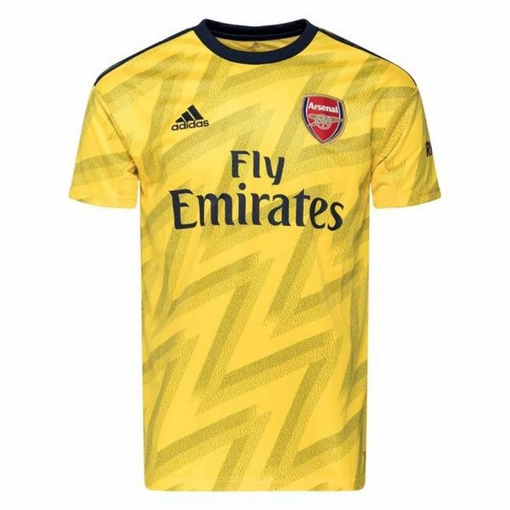 adidas Arsenal Away Shirt 2019/20 - Mens Image