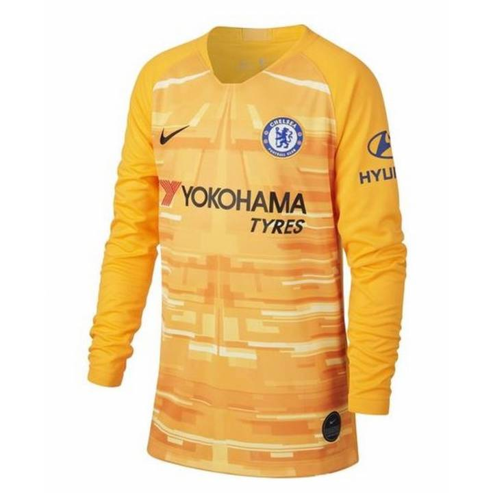 Nike Chelsea Home Goalkeeper Shirt 2019/20  - Kids Image
