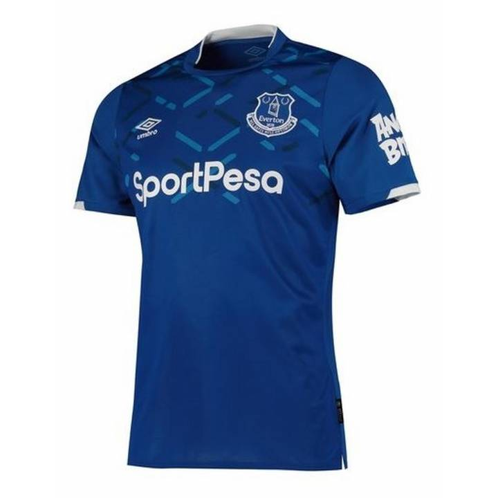 Umbro Everton Home Shirt 2019/20 - Mens Image