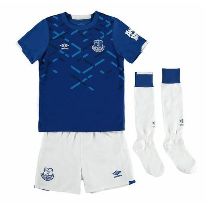 Umbro Everton Home Infant Kit 2019/20 - Infants Image