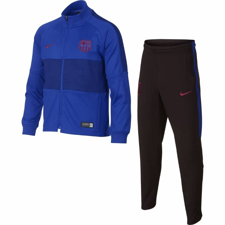 Nike Barcelona Strike Training Tracksuit 2019/20 - Little Kids Image