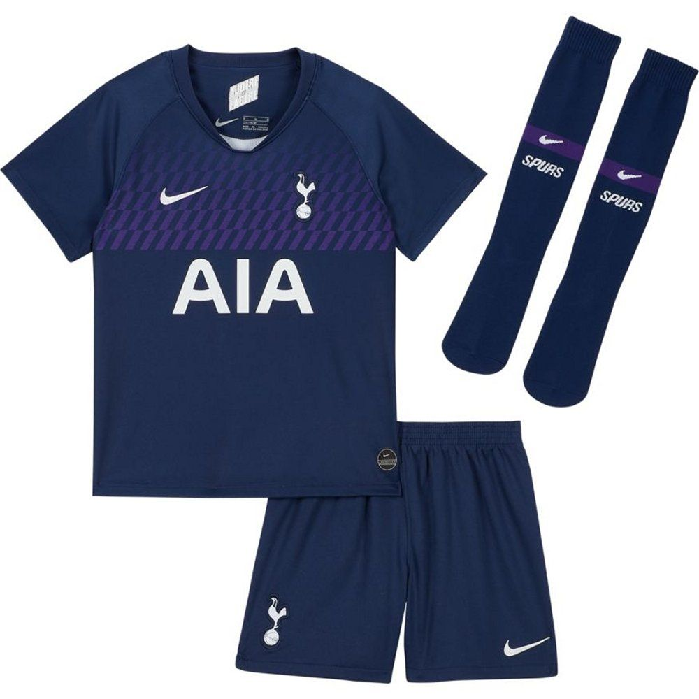 Nike Tottenham Hotspur Third Kit 2019 20 Little Kids Tottenham Hotspur Premier League Football Club Kits
